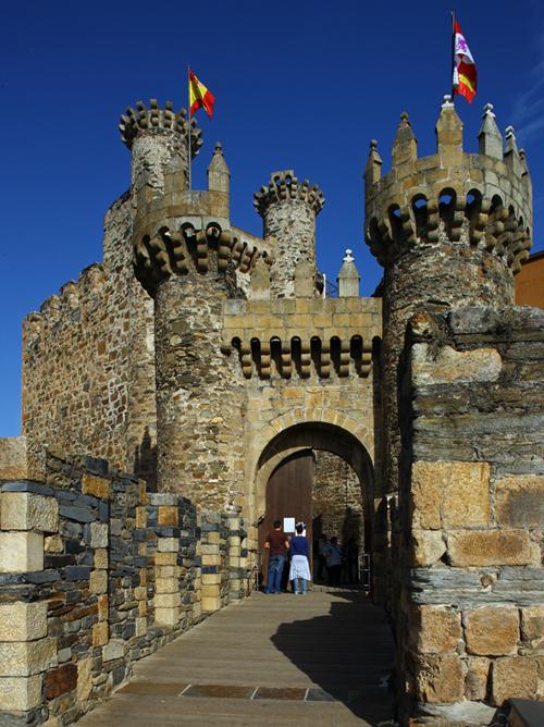 Castillo_de_los_Templarios._Ponferrada