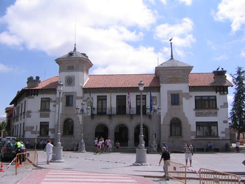 El_Espinar,_ayuntamiento