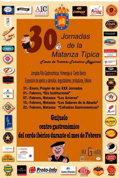 XXX+Jornadas+de+la+Matanza+Típica
