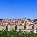 Viaja a Ávila desde Madrid