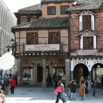 El famoso cochinillo de Cándido en Segovia