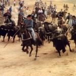 Cuéllar: los encierros más antiguos de España