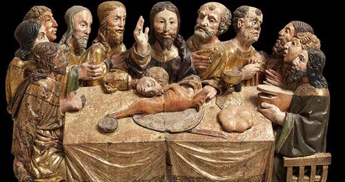 eucaristia exposicion aranda de duero