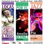 I Festival Locas por el Jazz, Valladolid