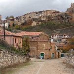 La impresionante Ciudad de Frías en Burgos