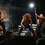 Concierto de Obús en Salamanca