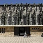 Miles de pilotos en un pueblecito de León: La Virgen del Camino