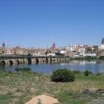 La histórica villa de Alba de Tormes