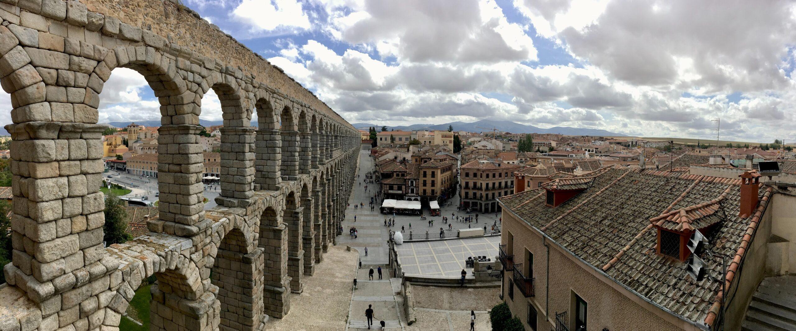 Descubre Segovia