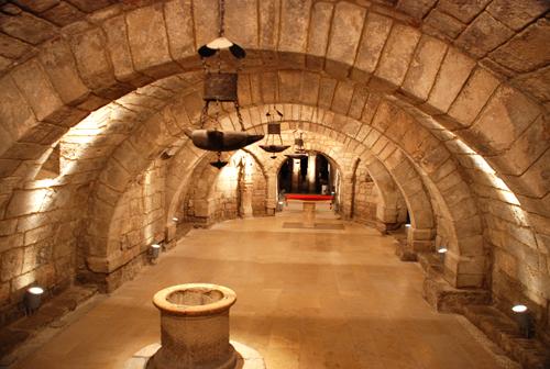 Palencia_Catedral_Cripta estilo romanico