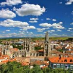 Tren desde Madrid a Burgos