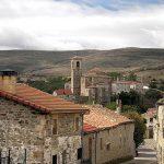 Pueblo de Oncala en Soria