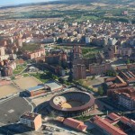 Ciudad de Palencia en Tierra de Campos